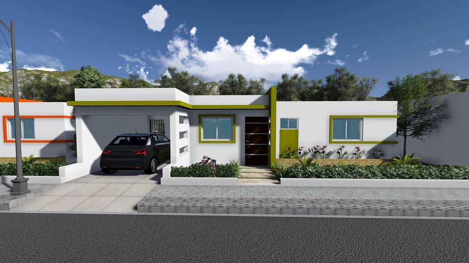 Casas En La Carretera Mella San Isidro