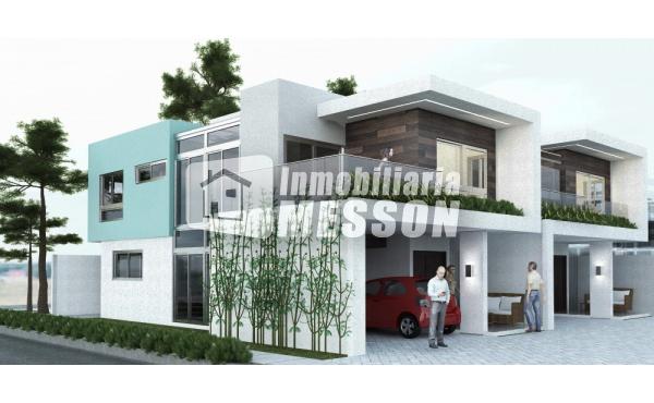 Proyecto de Casas en la Autopista de San Isidro