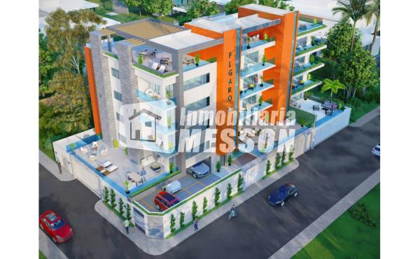Proyecto de Apartamentos, Autopista de San Isidro
